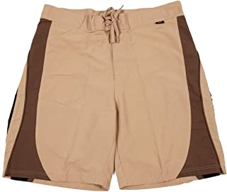 "Zoggs Hayman 21"" Leg Men's Swimming Shorts - Camel (L - 36"" Waist)"