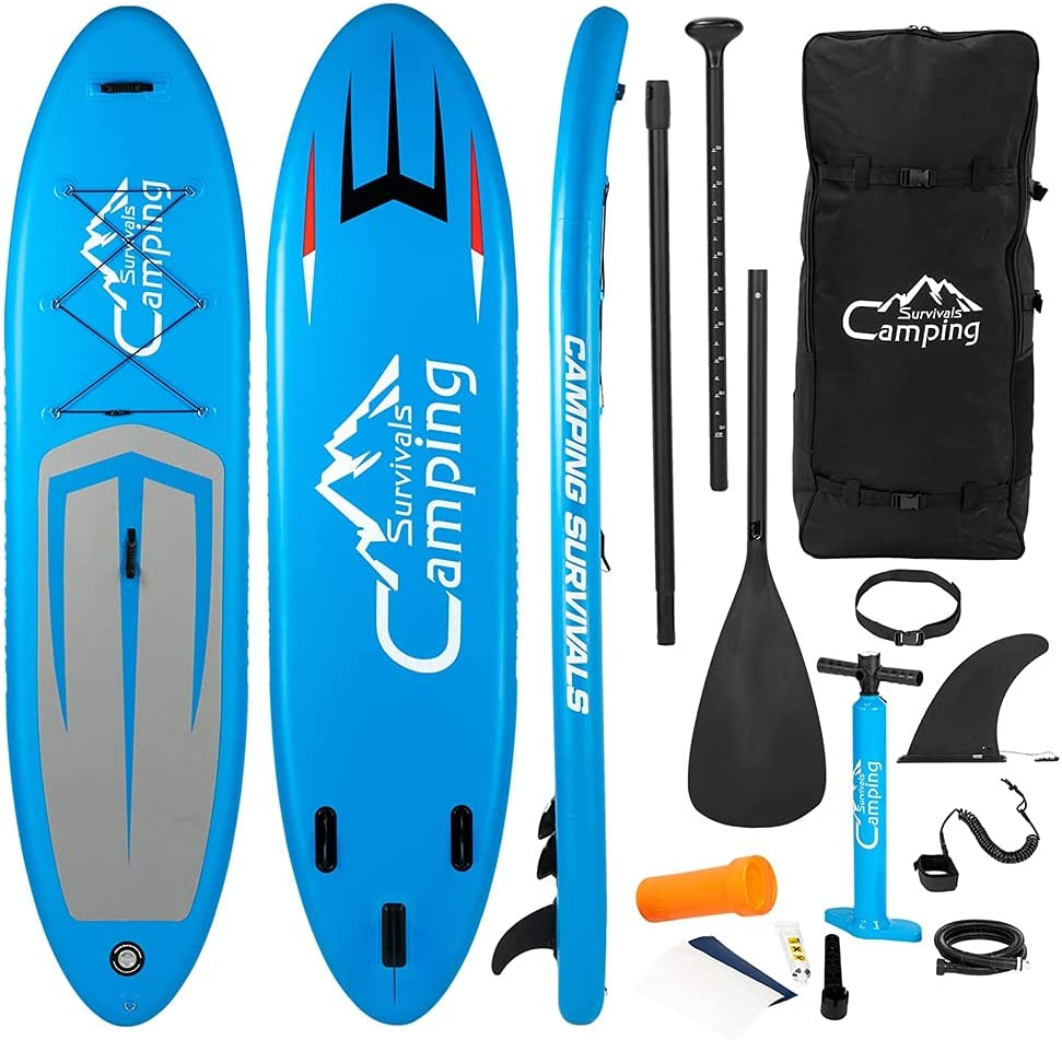 Alibama The Complete Free Shipping KS-SP1007 11' Las Vegas Mall Adult Inflatable Stand B Up Paddle SUP