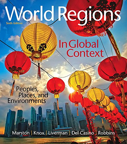 World Regions in Global Context: Peoples, Places, and Environments (6th Edition) (Masteringgeography