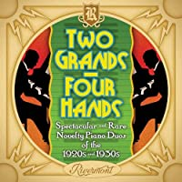 Two Grands Four Hands-Spectacular & Rare Novelty P