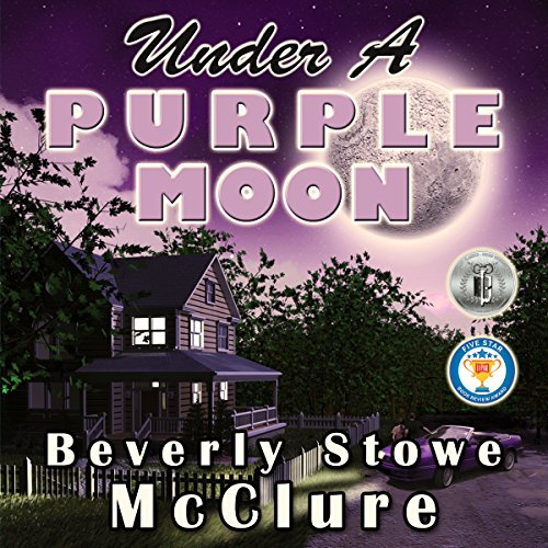 Under a Purple Moon audiobook cover art