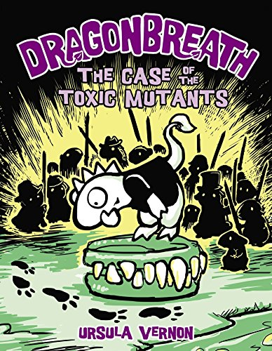 Dragonbreath #9: The Case of the To…