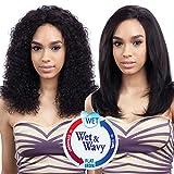 DEEP WAVE 7PCS (10' 12' 14') - Naked Nature Brazilian Virgin Remy 100% Human Hair Wet & Wavy