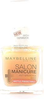 Maybelline Salon Manicure Nail Treatment Anti-Breakage Base for Brittle, Fragile Nails