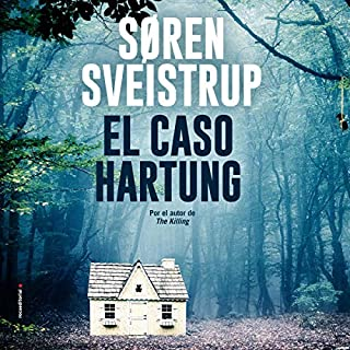 El caso Hartung [The Chestnut Man] audiobook cover art