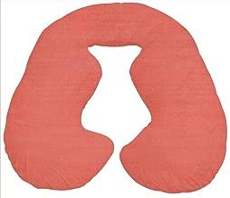 Get IT U-Shaped Pregnancy Pillow (Orange)