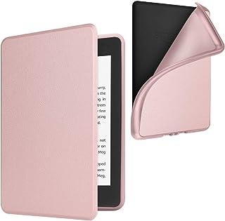 Fintie Custodia per Kindle Paperwhite (10ª generazione - modello 2018) - Super Leggero Soft Cover Posteriore in TPU con Fu...