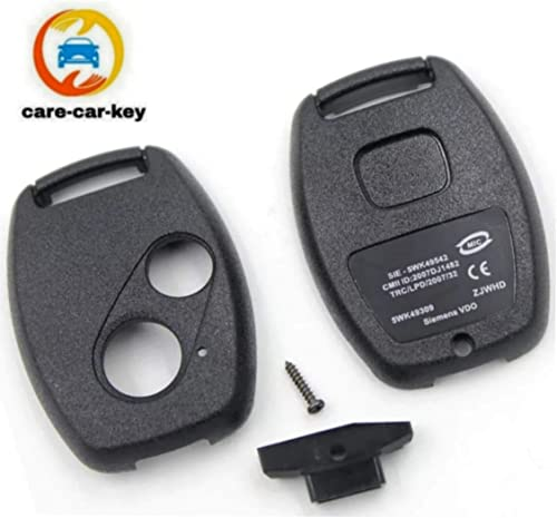 Care-car-key Honda Replacement Key Shell for Honda City, Honda Civic, Honda Amaze, Honda Jazz, Honda Accord Not Requi...