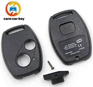 Care-car-key Honda Replacement Key Shell for Honda City, Honda Civic, Honda Amaze, Honda Jazz, Honda Accord Not Required Key Cutting Only Key Case