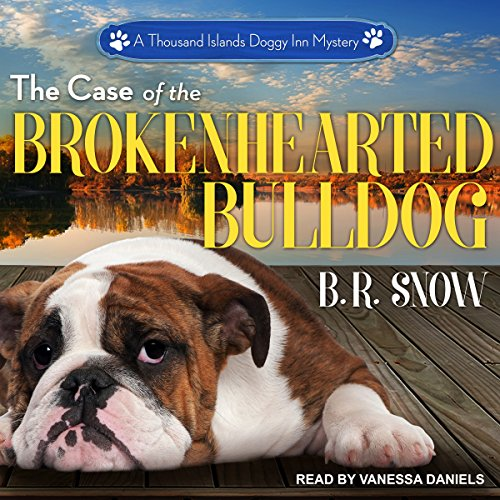The Case of the Brokenhearted Bulldog audiobook cover art