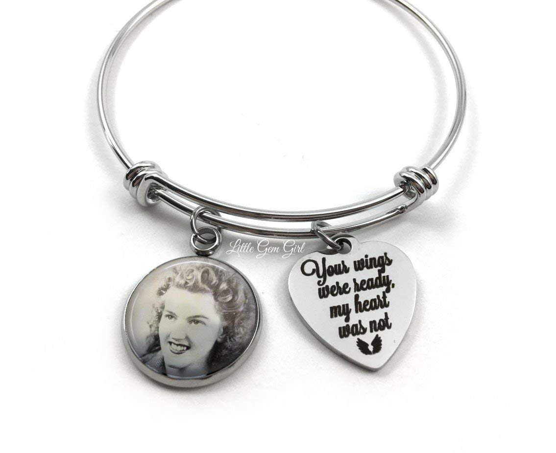 Loss Portland Mall of Loved One In Ranking TOP16 Memory Wire Stainless Wr Photo Custom Steel