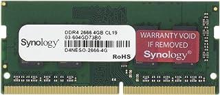 Synology RAM DDR4-2666 Non-ECC SO-DIMM 4GB