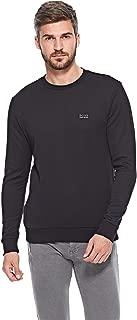 Hugo Boss Sweatshirts For Men, Black L (728678863962)