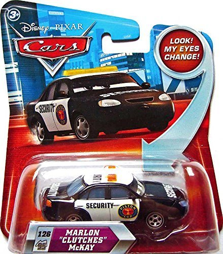 Disney Cars R8173 Marlon Clutches McKay Look my eyes can change