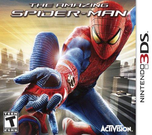 The Amazing Spider-man - Nintendo 3DS