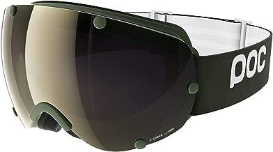 POC 2017 Lobes Methane Green Goggles w/Bronze Silver Mirror Lens