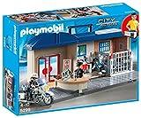 PLAYMOBIL - Estación de Policía Maletín (52990)