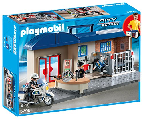 PLAYMOBIL - Estación de...