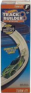 Hot Wheels Track Builder Turn It Curved Track Set F