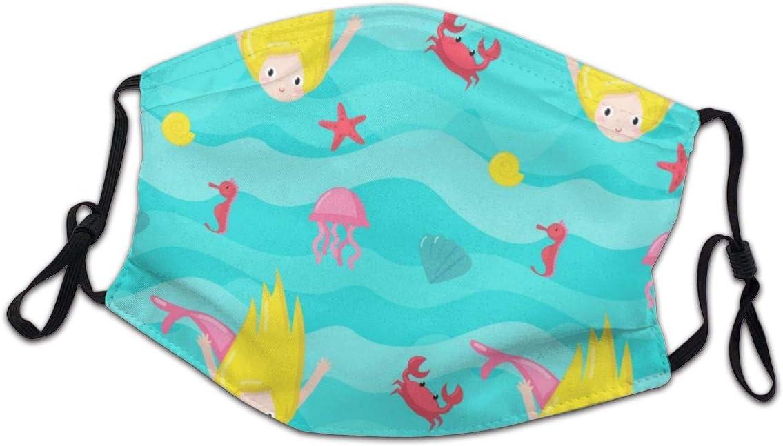 Child Face The Little Mermaid in Fashion Washa Magic Year-end gift Mouth Ocean Cheap bargain
