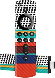 MightySkins Carbon Fiber Skin for Amazon Fire TV Stick 4K Protective, Durable Textured Carbon Fiber Finish | Easy to Appl...