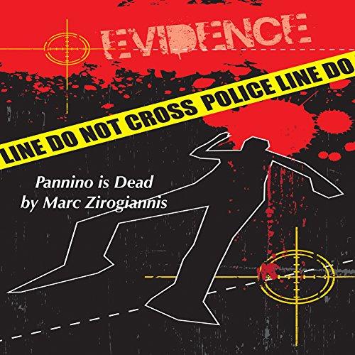 Pannino is Dead audiobook cover art