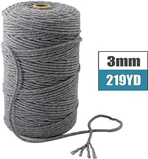 Best macrame cord crafts Reviews