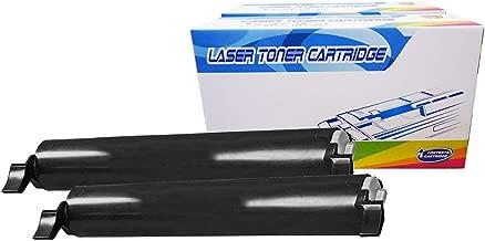 Inktoneram Compatible Toner Cartridges Replacement for Panasonic KX-FAT92 KXFAT92 KX-MB781 KX-MB271 (Black, 2-Pack)