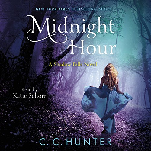 Midnight Hour audiobook cover art