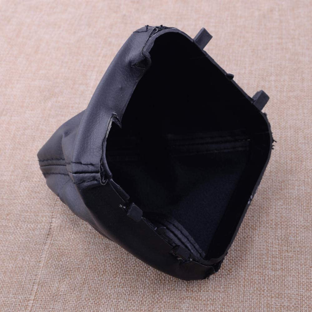 WLWW CITALL PU Gear Shift Knob Lever Stick Gaiter Boot Cover Fit For Ford Transit Van MK7 2006 2007-2013 1729479 6C11 7B118 AEYYJV-A1