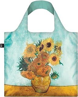 Loqi Museum Vincent Van Gogh Vase with Sunflowers Tote Bag - Multicolour - VG.SU
