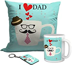 TIED RIBBONS from Daughter Combo Pack(Cushion with Filler,Coffee Mug and Keychain)