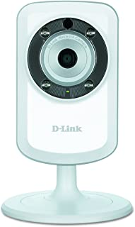 D-Link DCS-933L Day & Night Wi-Fi Camera with Wi-Fi Extender (White)