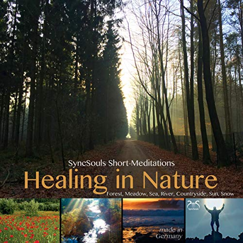 Healing in Nature - SyncSouls Short-Meditations cover art