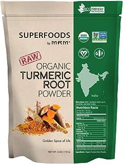 Super Foods - Raw Organic Turmeric Powder