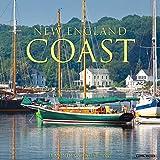 New England Coast 2021 Wall Calendar