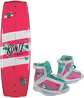 Ronix 120 - August Wakeboard Kid's Package w/August Boots - 2-6 (2019)