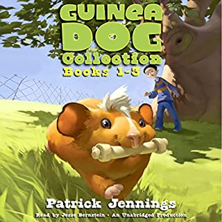 Guinea Dog Collection: Books 1-3 cover art