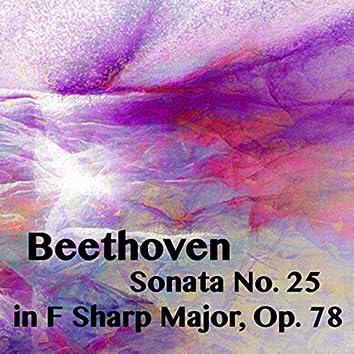 Beethoven Sonata No. 25 in G  Major, Op. 79