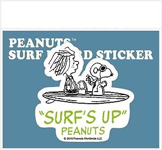ピーナッツ(Peanuts) サーフステッカー (SNP-0059) Z-180SNP-0059