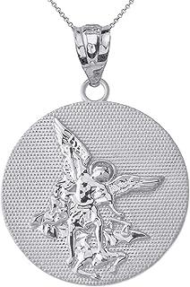 DiamondJewelryNY 14kt Gold Filled Heart//Cross Pendant