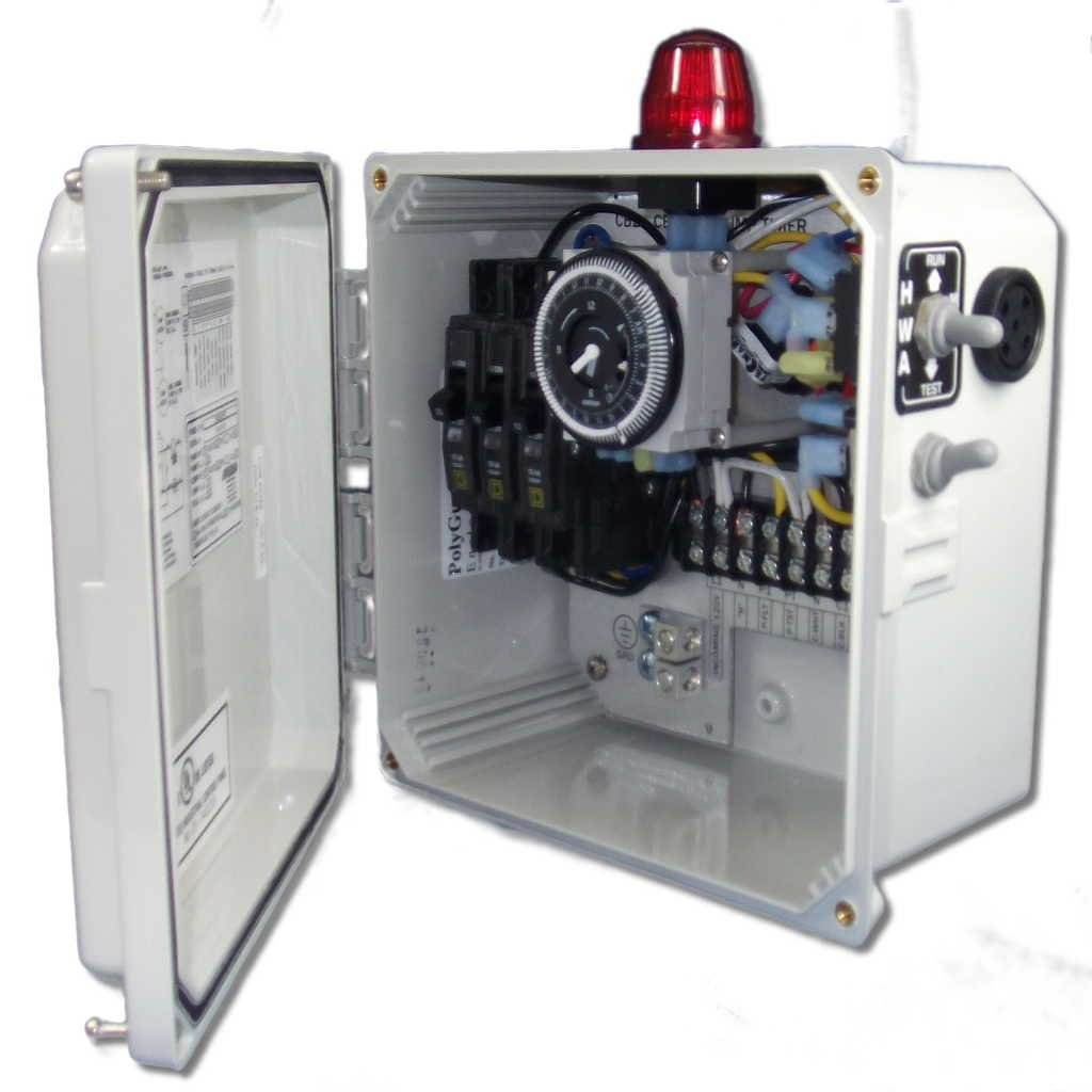[CSDW_4250]   Amazon.com: SPI Bio Pump Septic System Control Panel With Timer: Kitchen &  Dining | Wiring Diagram Septic Tank Control |  | Amazon.com
