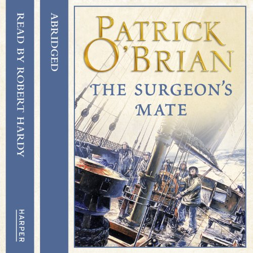 The Surgeon's Mate audiobook cover art