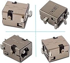 Todiys DC Power Jack Socket for Asus A52 A53 A53E A54 A54C K42 K43 K52 K52F K52J K53 K53E K53S K53SD K53SV K54 X44 X44H X52 X52F X53 X53E X54 X54C K72 N75 X84 K84 Q400 Q400A Series K53E-BBR3