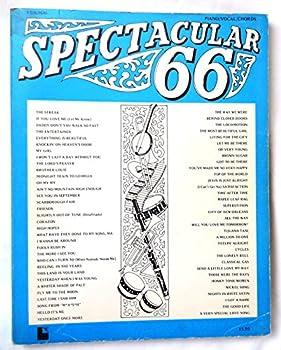 Sheet music Spectacular 66 - Portable Chord Organ Music Book