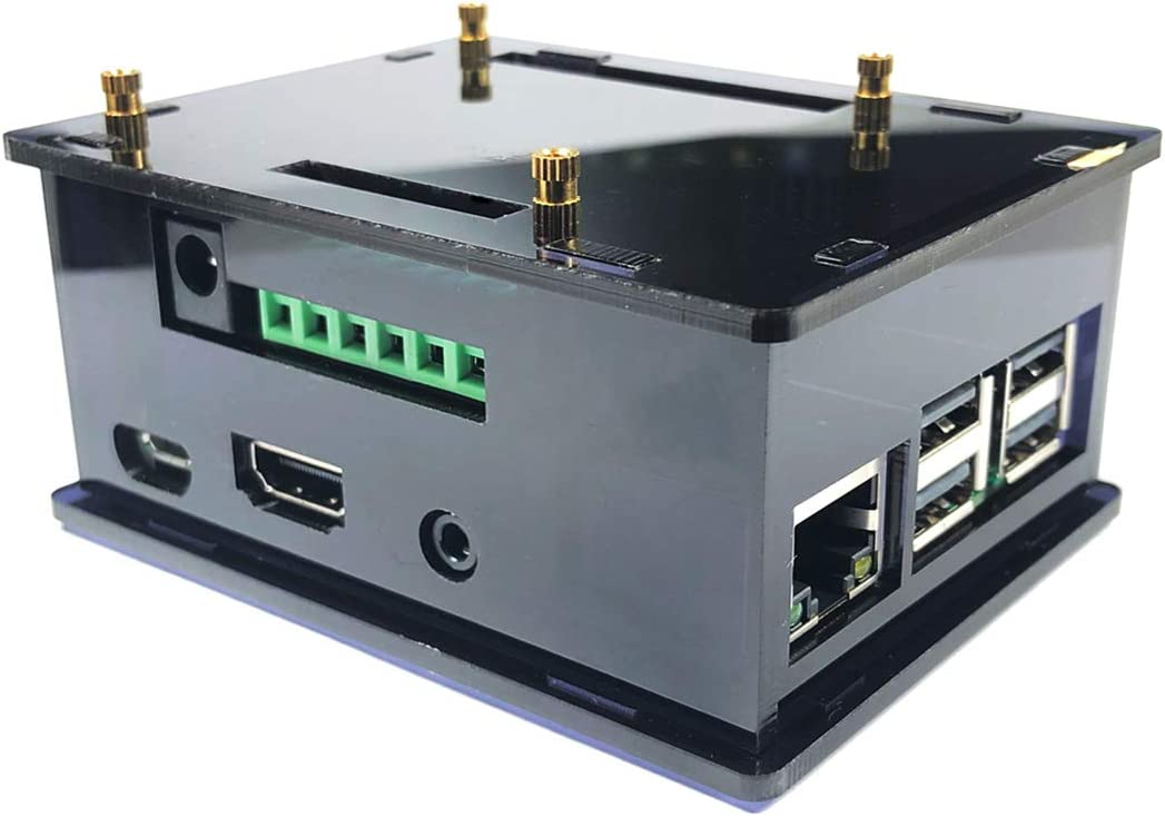 Acrylic Case for InnoMaker AMP Hat Audio HiFi with Module Free shipping anywhere in Ranking TOP14 the nation Works