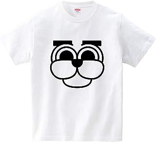 まゆげわんこ(Tシャツ?ホワイト) (犬田猫三郎)