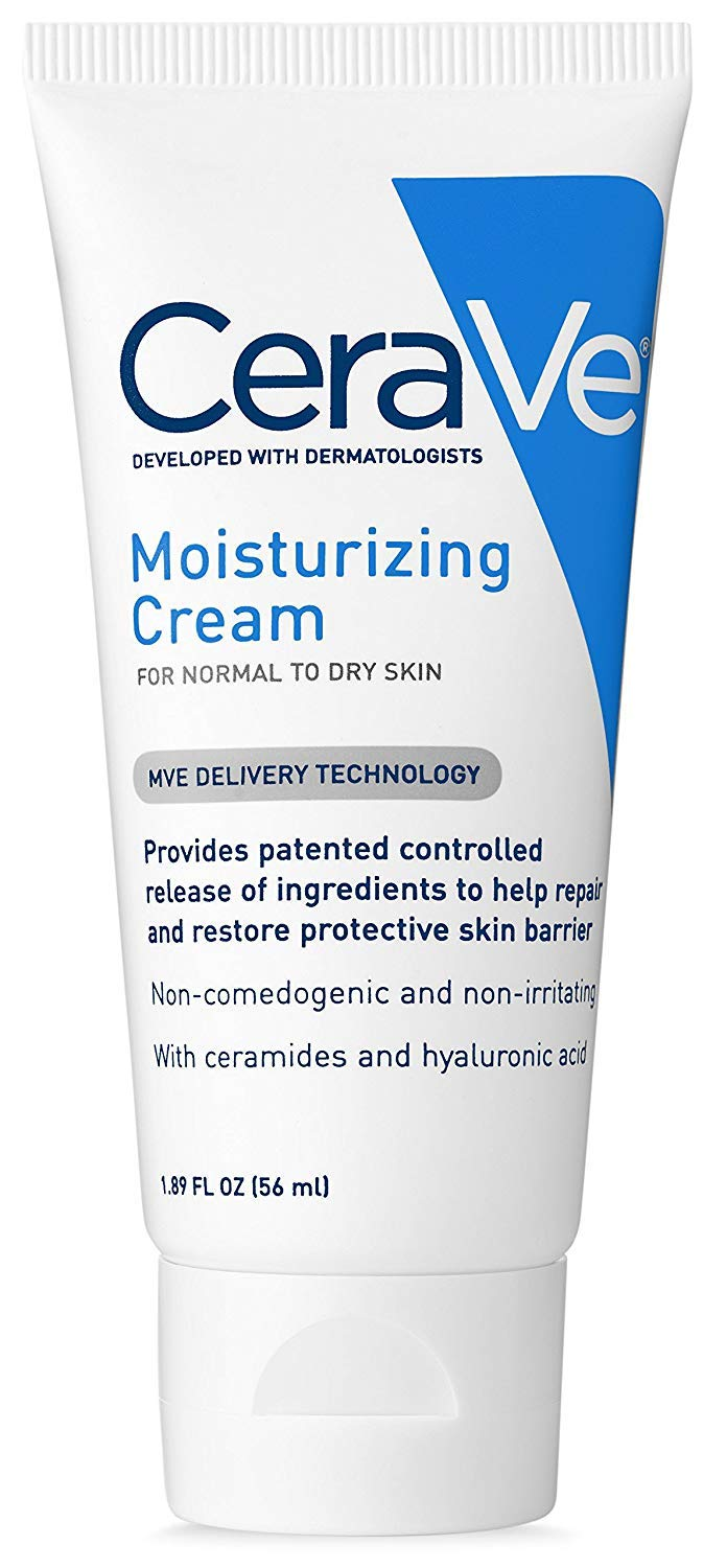 Memphis Mall Cerave Moisturizing Popular Cream For Normal To Oz Skin - Pac Dry 1.89