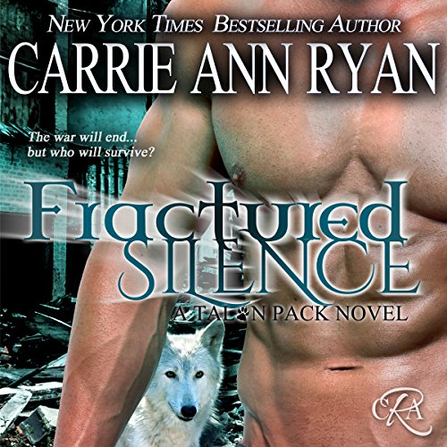 Fractured Silence audiobook cover art
