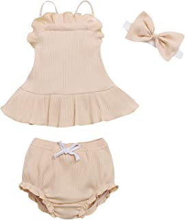 Clothing Backless Ruffles Headbands Outfits